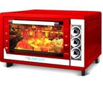 Настольная духовка HOUSETECH 16004 red