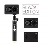 Экшн-камера XIAOMI Yi Sport Black Travel International Edition + Remote control (6926930100952)