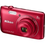 Фотокамера NIKON Coolpix A300 Red (VNA963E1)
