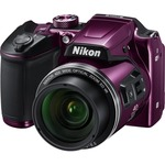 Фотокамера NIKON Coolpix B500 Purple (VNA952E1)