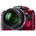 Фотокамера NIKON Coolpix B500 Red (VNA953E1)