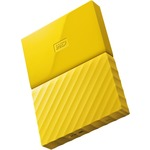Внешний HDD 2.5 1.0TB WD My Passport Yellow (WDBYNN0010BYL-WESN)