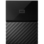Внешний HDD 2.5 2.0TB WD My Passport Black (WDBYFT0020BBK-WESN)