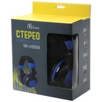 Гарнитура PROLOGIX MH-A980M Black/Blue