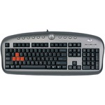 Клавиатура A4-TECH KB-28G Silver/Grey USB