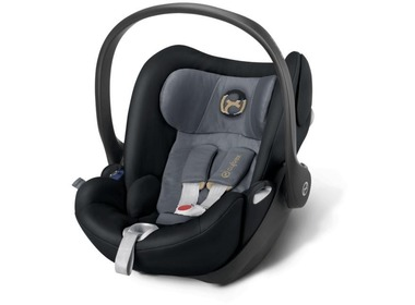 Автокресло CYBEX Cloud Q Graphite Black-dark grey (517000037)
