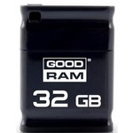 USB флеш накопитель GOODRAM 32GB Piccolo Black USB 2.0 (UPI2-0320K0R11)