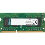 Оперативная память KINGSTON 2 GB SO-DIMM DDR3 1600 MHz (KVR16LS11S6/2)