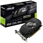 Видеокарта ASUS GeForce GTX 1050 Phoenix 2GB GDDR5 (PH-GTX1050-2G)