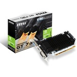 Видеокарта MSI GeForce GT730 2048Mb DDR3 (N730K-2GD3H/LP)