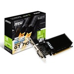 Видеокарта MSI GeForce GT 710 2048Mb GDDR3 (GT 710 2GD3H LP)