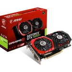 Видеокарты MSI GeForce GTX1050 Ti 4GB DDR5 (GTX 1050 TI GAMING X 4G)